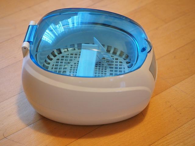 Le nettoyeur ultrason : pour quels usages exactement ?